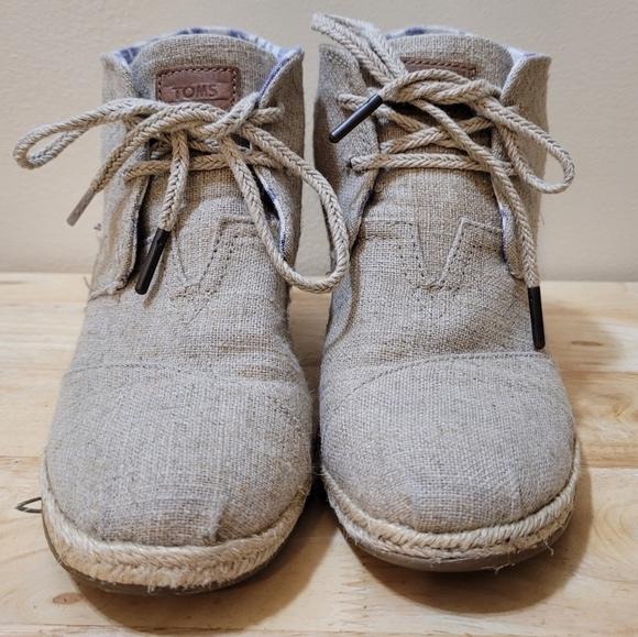 Toms shoes 6.5 US